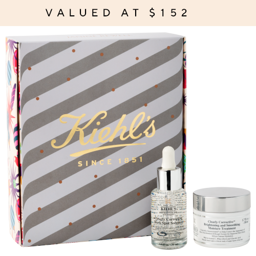Kiehl's Holiday Clearly Corrective Set