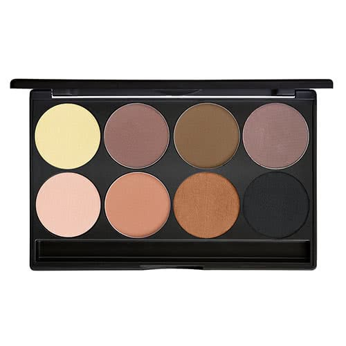 Gorgeous Cosmetics 8 Pan Palette - Ever Matte by Gorgeous Cosmetics