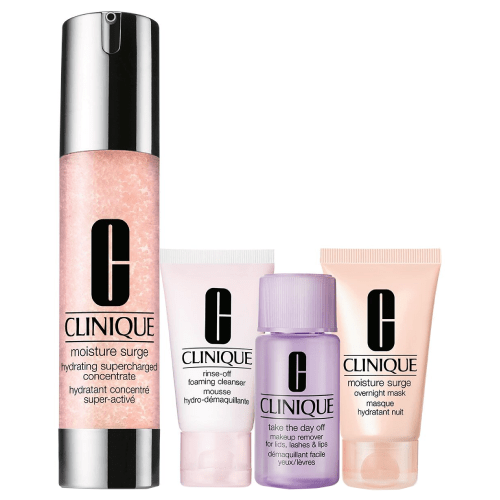 Clinique Moisture Overload: 72H Replenishing Water-Gel Set by Clinique