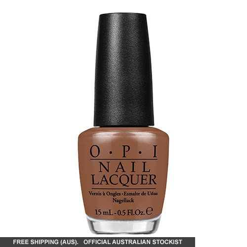 OPI Nordic Collection Nail Lacquer - Ice-Bergers And Fries by OPI color Ice-Bergers And Fries