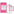 Glasshouse Beverly Hills Mini Candle - Pink Lemonade 60g by Glasshouse Fragrances