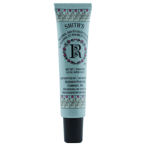Smith's Rosebud Salve Menthol and Eucalyptus Balm - Tube by Smith's Rosebud Salve