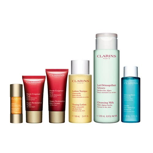 Clarins Restoring Daily 6 Piece Set by Clarins