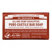 Dr. Bronner Castile Bar Soap - Eucalyptus by Dr Bronner-s