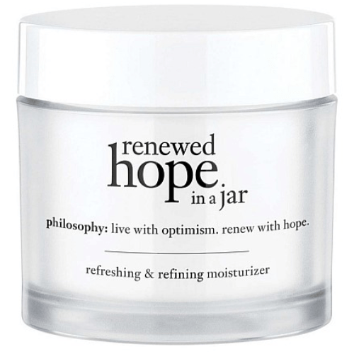 philosophy renewed hope in a jar day by philosophy