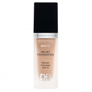 Designer Brands Velvet Matte Foundation SPF15