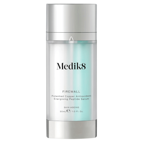 Medik8 Firewall Patented Copper Antioxidant Energising Peptide Serum 30ml by Medik8