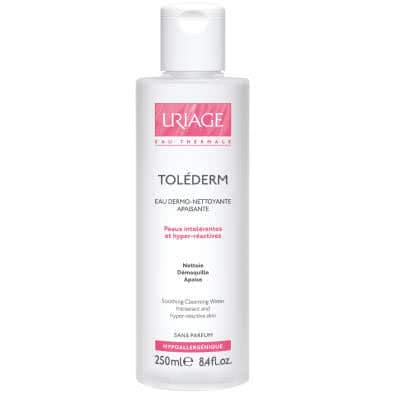 Uriage Tolederm Soothing Cleansing Water