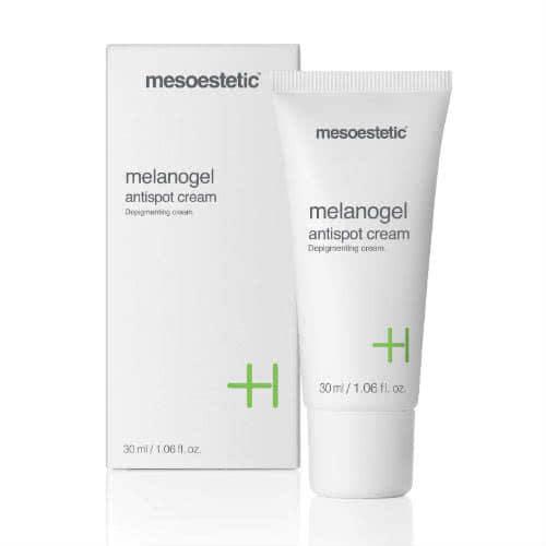 mesoestetic melanogel anti-spot cream by Mesoestetic