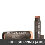 Burt's Bees Tinted Lip Balm-Tiger Lily by Burts Bees color Tiger Lily