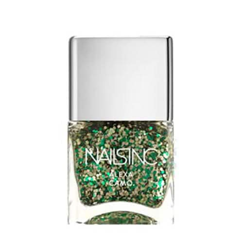Nails Inc Alexa Fabric Polish – Camo by nails inc.