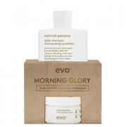 evo crop strutters with free normal persons shampoo