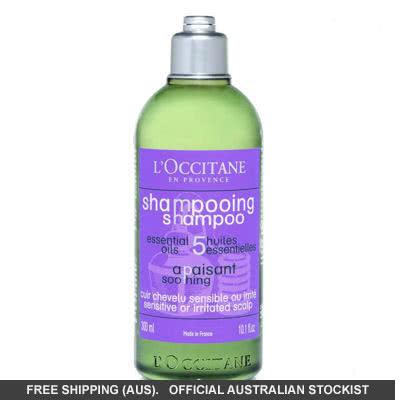 L'Occitane Soothing Shampoo 300ml