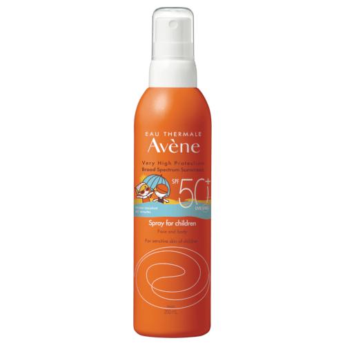 Avène Sunscreen Spray for Children SPF 50+ 200ml