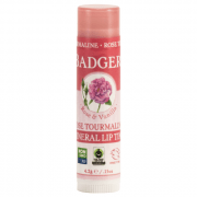 Badger Balm Lip Tint - Rose Tourmaline