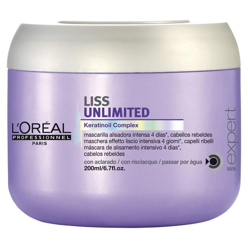 L'Oreal Pro Serie Expert Liss Unlimited Hair Masque by L'Oreal Professionel