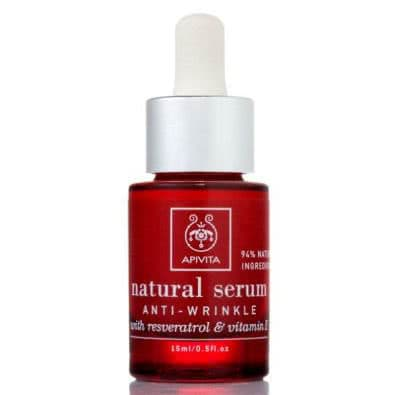 APIVITA Natural Serum - Line Reducer