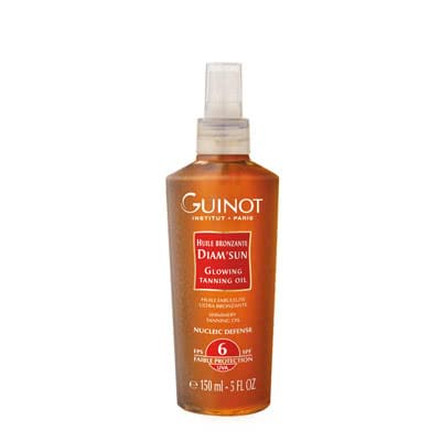 Guinot Diam Sun SPF 6 Glowing Tanning Oil