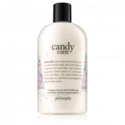 philosophy candy cane shampoo, shower gel & bubble bath 480ml