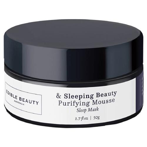Edible Beauty & Sleeping Beauty Purifying Mousse