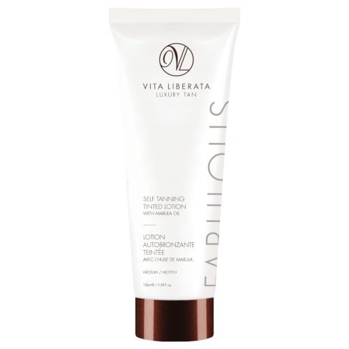 Vita Liberata Fabulous Self Tanning Tinted Lotion Medium 100ml by Vita Liberata