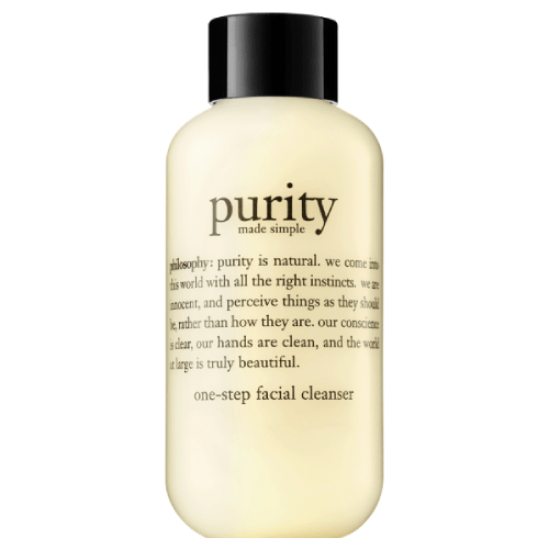 philosophy purity made simple 3-in-1 cleanser for face and eyes 90ml