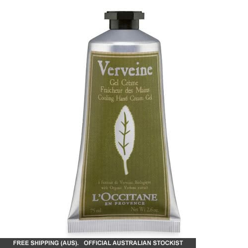 L'Occitane Verveine Cooling Hand Cream Gel by loccitane