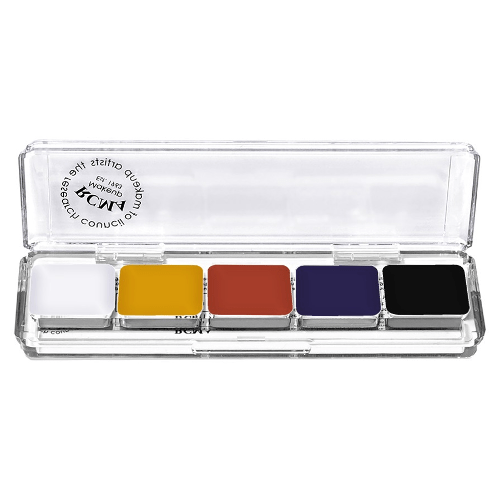 RCMA 5 Part Series Foundation - Adjuster Palette