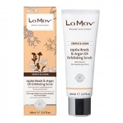 La Mav Jojoba Beads & Argan Oil Exfoliating Scrub
