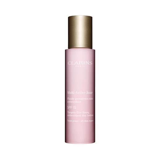 Clarins Multi-Active Day Lotion SPF15 – All Skin Types by Clarins