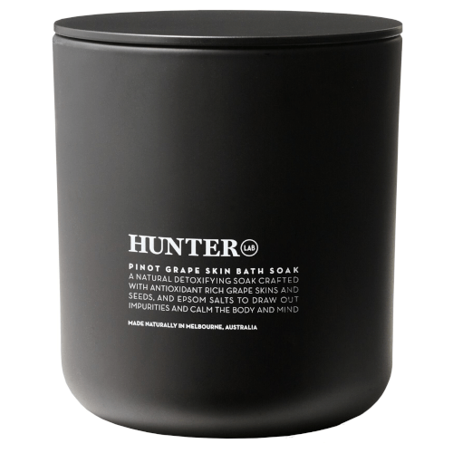 Hunter Lab Pinot Grape Skin Bath Salts 200g