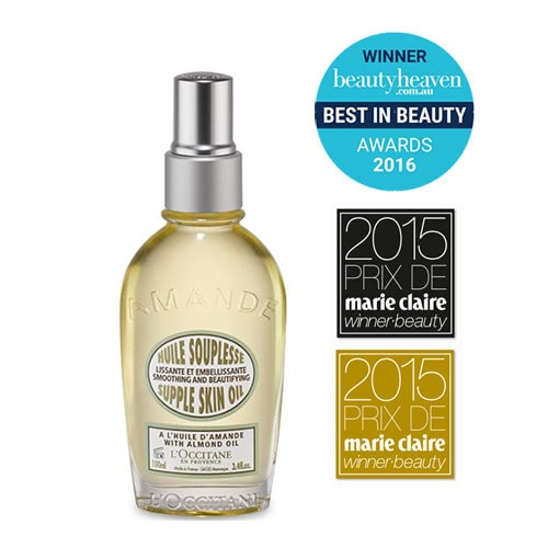 L'Occitane Almond Supple Skin Oil 100ml by L'Occitane