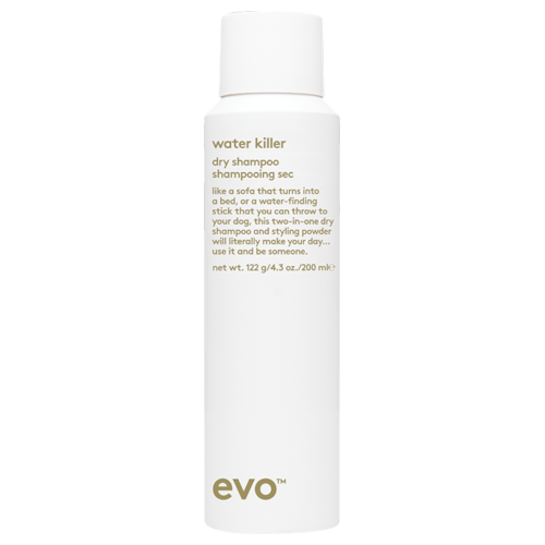 evo water killer dry shampoo 200ml