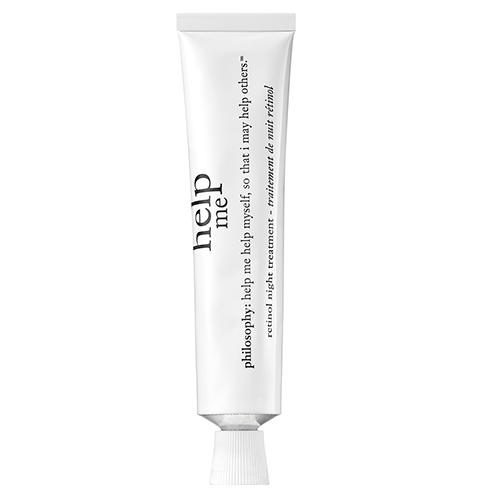 philosophy help me retinol night treatment 30ml by philosophy