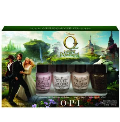 OPI Oz The Great and Powerful Mini Nail Polish Collection