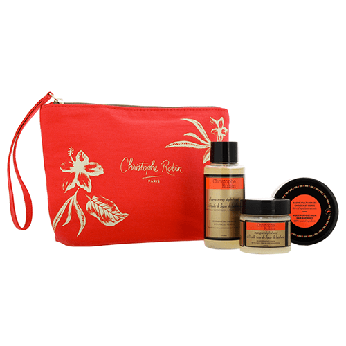 Christophe Robin Regenerating Masque travel Kits by Christophe Robin