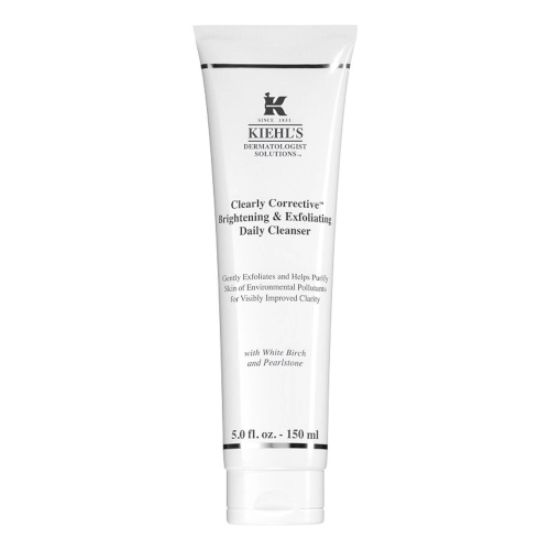 Kiehl's Clearly Corrective Brightening Exfoliating Daily Cleanser 150ml by Kiehl's Since 1851