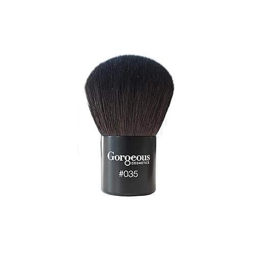Gorgeous Cosmetics Kabuki Brush - 035 by Gorgeous Cosmetics