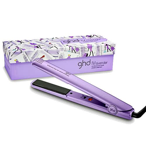 ghd IV Limited Edition: Pastel Collection - Lavender Straightener