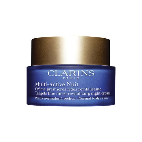 Clarins Multi-Active Night Cream – Normal to Dry Skin by Clarins