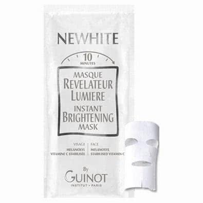 Guinot Newhite Instant Brightening Mask: Masque Revelateur Lumiere