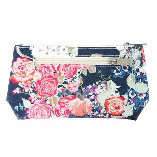 Tonic Small Cosmetic Bag - Floral Ocean by Tonic
