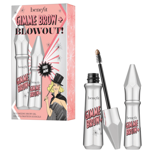 Benefit Gimme Brow+ Blowout Brow-Volumizing Gel Duo