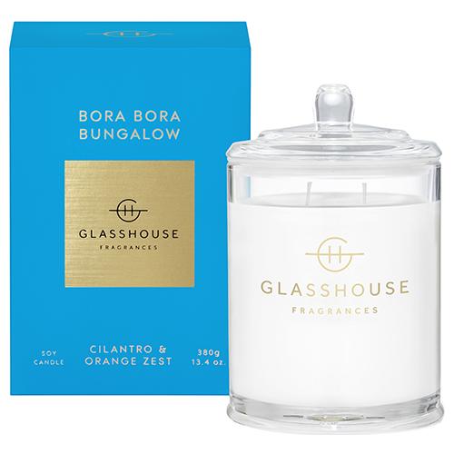Glasshouse BORA BORA BUNGALOW Candle 380g