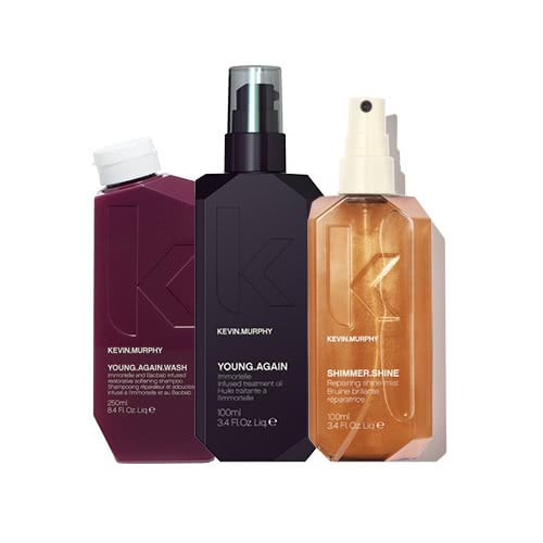 KEVIN.MURPHY Shiny And New Trio by KEVIN.MURPHY