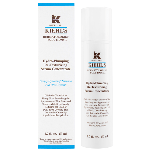 Kiehl's Dermatologist Solutions Hydro-Plumping Re