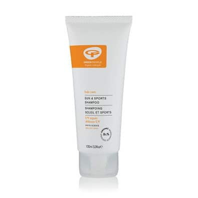 Green People Sun & Sport Shampoo - UV Defence  by Green People
