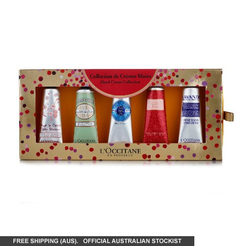 L'Occitane 5 Hand Creams From Provence Set by loccitane