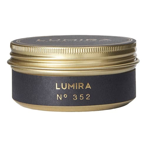 Lumira Travel Candle - No352 Leather & Cedar by Lumira