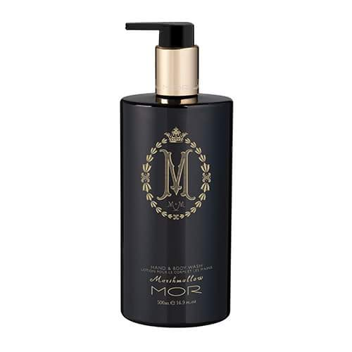 MOR Marshmallow Hand + Body Wash 500ml